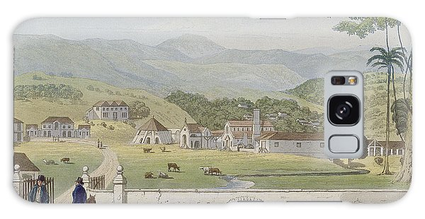 Central America Galaxy Case - Montpelier Estates - St James by James Hakewill