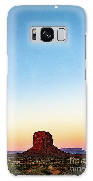 Monument Valley Morning Glory Galaxy Case