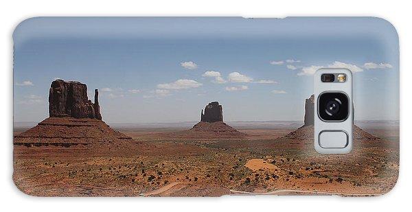 Monument Valley Navajo Park Galaxy Case