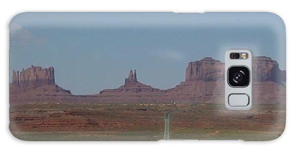 Monument Valley Navajo Tribal Park Galaxy Case