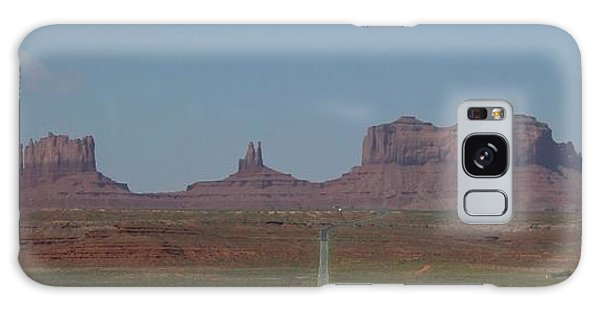 Monument Valley Navajo Tribal Park Galaxy Case
