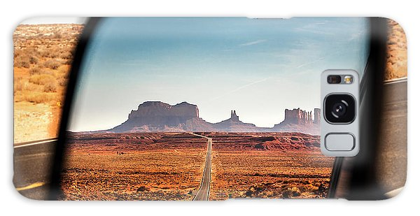 Monument Valley Rearview Mirror Galaxy Case