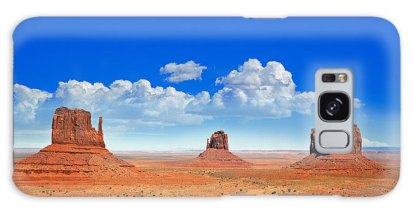Monument Vally Buttes Galaxy Case