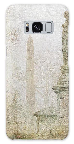 Monumental Fog Galaxy Case by Heidi Hermes