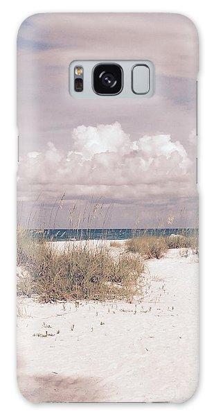 Anna Maria Island Moods Of June Galaxy Case by Jean Marie Maggi