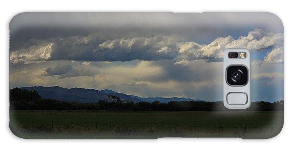 Moody Landscape Galaxy Case