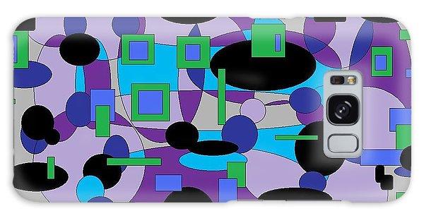 Moody Purple Galaxy Case