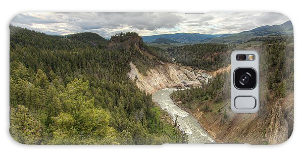 Moody Yellowstone Galaxy Case