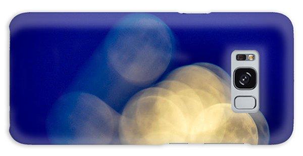 Moon Blur-1 Galaxy Case