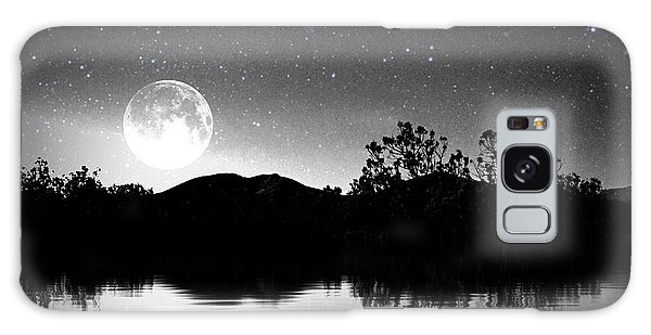 Moon Dance Galaxy Case