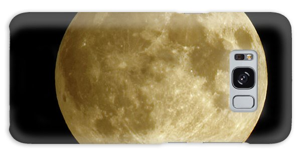 Moon During Eclipse Galaxy Case