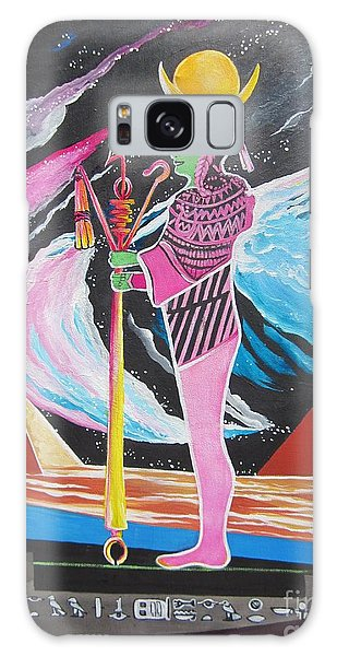 Blaa Kattproduksjoner             Moon God - Osiris Galaxy Case