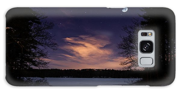 Moon Lake Galaxy Case