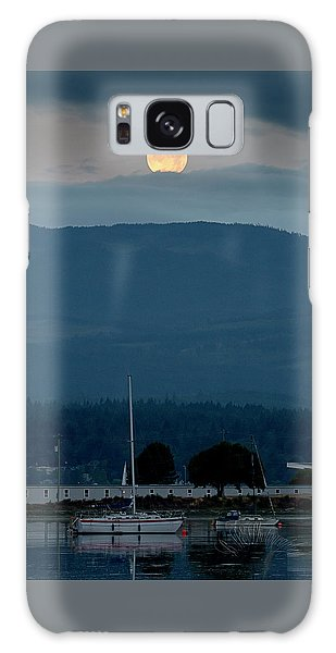 Moon Over The Spit Galaxy Case