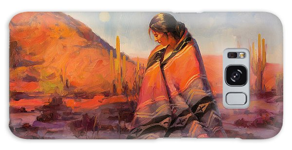 Magician Galaxy S8 Case - Moon Rising by Steve Henderson