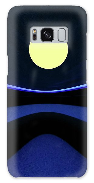 Semis Galaxy Case - Moon River  by Claudia O'Brien