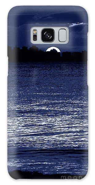 Moon Shine Galaxy Case