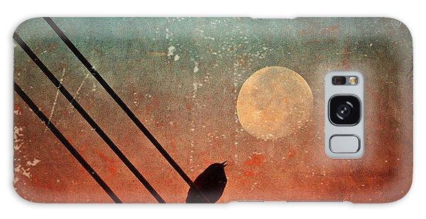 Moon Talk Galaxy Case