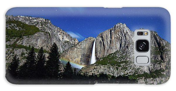 Moonbow And Louds  Galaxy Case