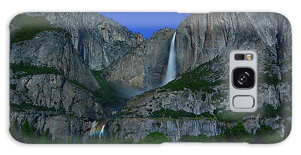 Moonbow Yosemite Falls Galaxy Case