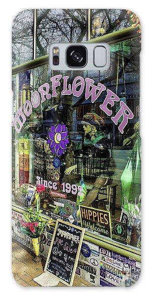 Moonflower Boutique Galaxy Case