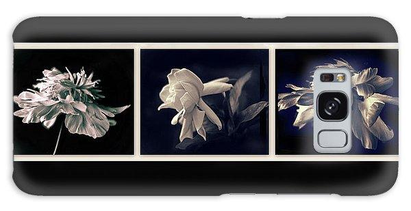Gardenia Galaxy Case - Moonglow Triptych by Jessica Jenney