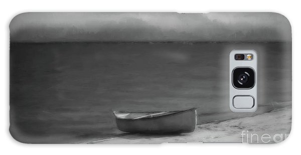 Moonlight Paddle Galaxy Case