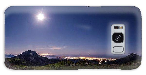Moonlight Panorama Galaxy Case