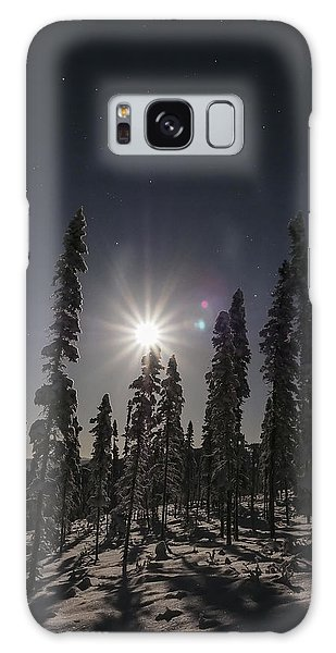 Moonlight Sonana Galaxy Case