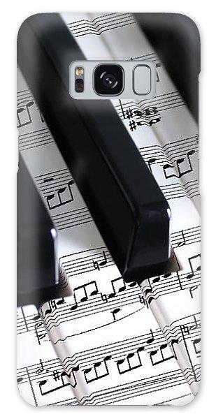 Moonlight Sonata Galaxy Case