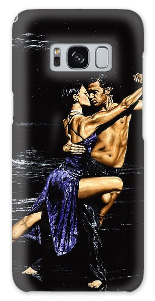 Tango Galaxy Case - Moonlight Tango by Richard Young