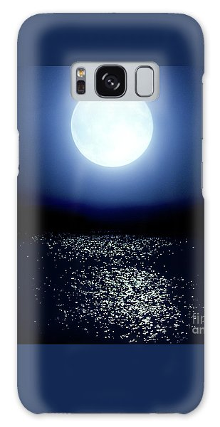 Moonlight Galaxy Case by Tatsuya Atarashi
