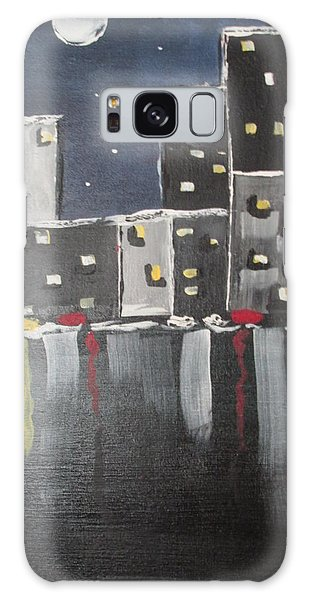 Moonlighters Galaxy Case by Sharyn Winters