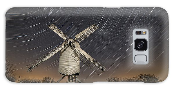 Moonlit Chillenden Windmill Galaxy Case