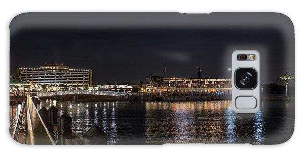 Moonlit Disney Contemporary Resort Galaxy Case