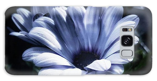 Galaxy Case featuring the photograph Moonlit Petals. From The Beautiful by Mr Photojimsf