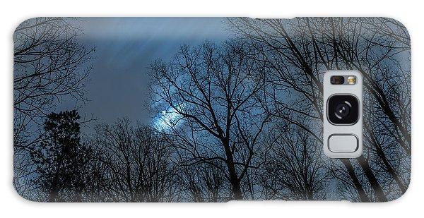 Moonlit Sky Galaxy Case