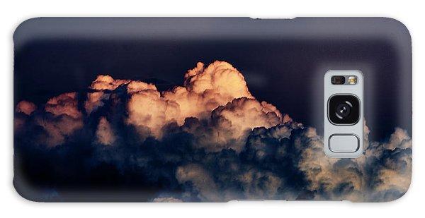 Moonrise In Taos Galaxy Case