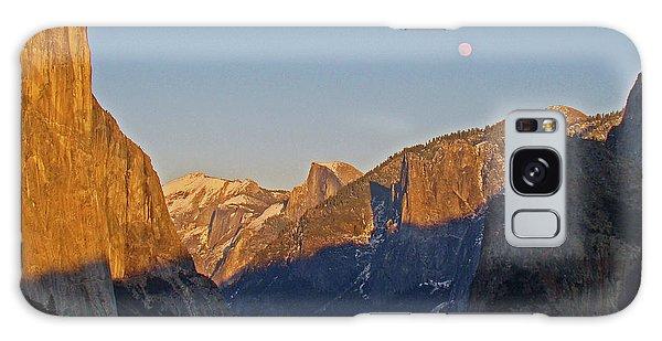 Moonrise Galaxy Case by Walter Fahmy