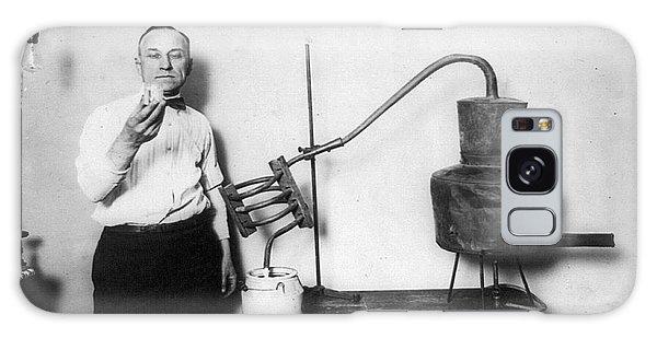 Moonshine Distillery, 1920s Galaxy S8 Case