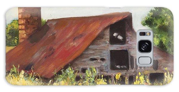 Mooresville N.c Barn Galaxy Case