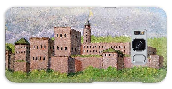 Moorish Palace Galaxy Case