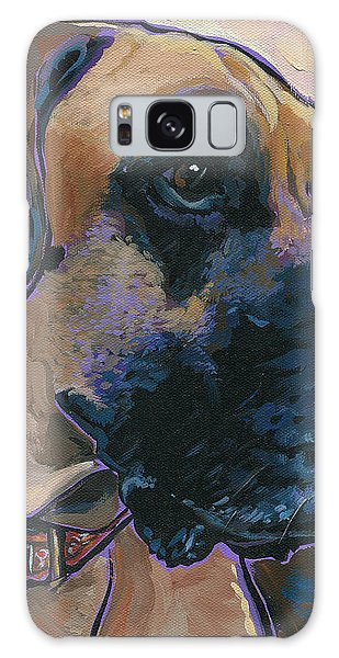 Moose Galaxy Case by Nadi Spencer
