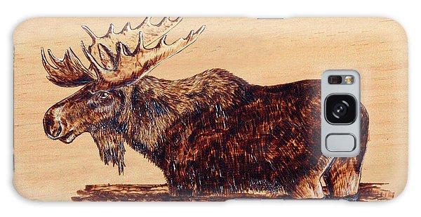 Moose Galaxy Case by Ron Haist