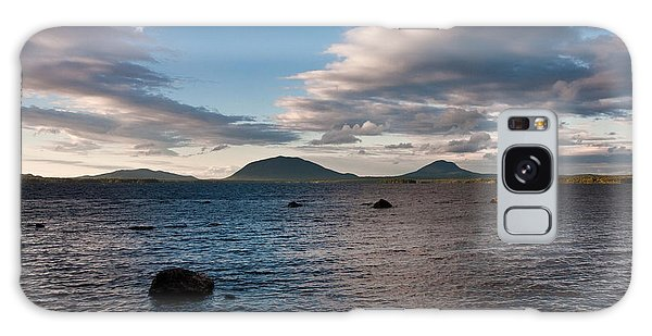Moosehead Lake Spencer Bay Galaxy Case by Brent L Ander