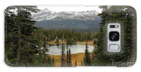 Moosehorn Lake Galaxy Case