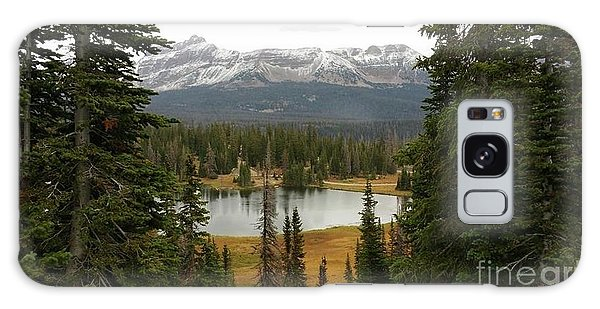 Moosehorn Lake Galaxy Case