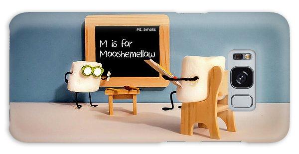 Mooshemellow Galaxy Case by Heather Applegate