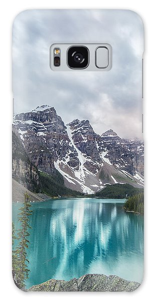 Moraine In The Summer Galaxy Case