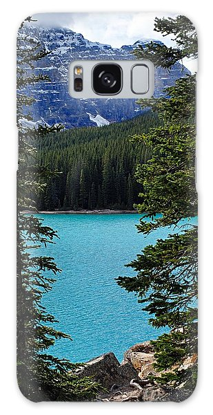 Moraine Lake 3 Galaxy Case